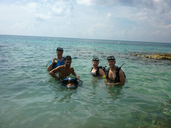 Paradise (Paraiso) Reef: Beach Dive