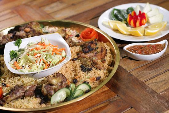 Qahwa The MidlleEast Restaurant