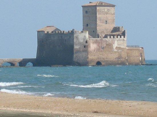 Nettuno, อิตาลี: Torre Astura
