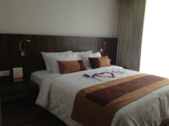 The Bene Hotel: bed room