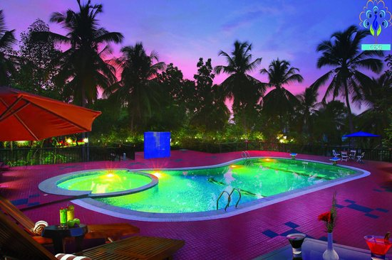 Lords Resort Cheruthuruthy Thrissur: Swimming pool