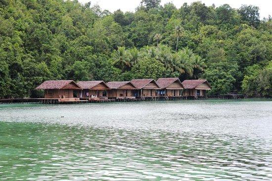 Raja Ampat Doberai Eco Resort: resort