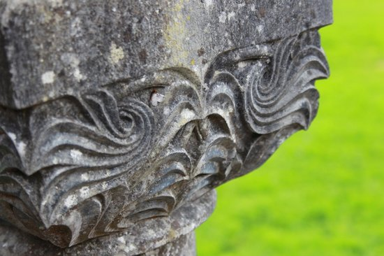 Royal Abbey of Cong: Gerade die kleinen Details sind, die man entdecken kann