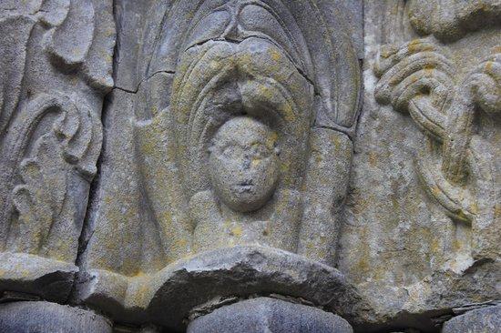 Royal Abbey of Cong: Dem wachen Auge entgehen keine schönen Details