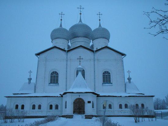 Valday, Ρωσία: Иверский Храм