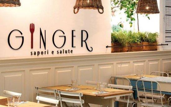 Ginger Sapori e Salute: Interno del Ginger