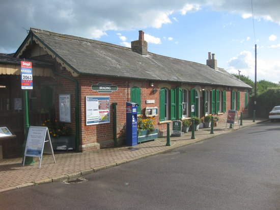 ‪Brading Railway Heritage Centre and Tearooms‬