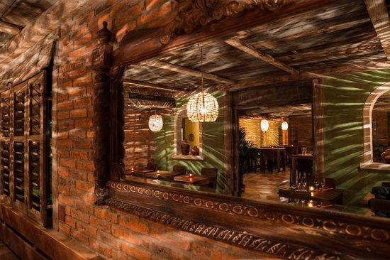 El Mosquito Bodega & Bar: Der Estancia- Platz für Gruppen bis zu 30 Personen