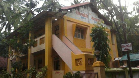 Revdanda, India: Shiv-Parvati lodge
