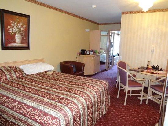Les Suites de Laviolette : Room