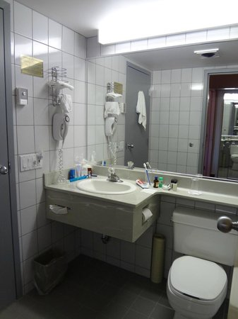 Les Suites de Laviolette : Bathroom