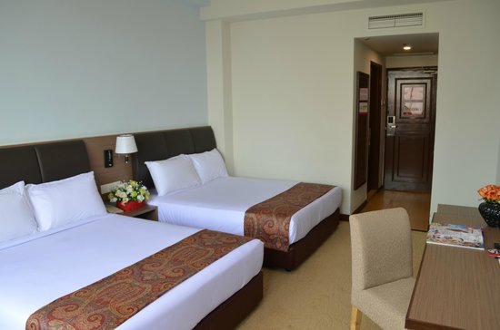 Hotel Sentral Melaka From 24 29 UPDATED 2017 Reviews
