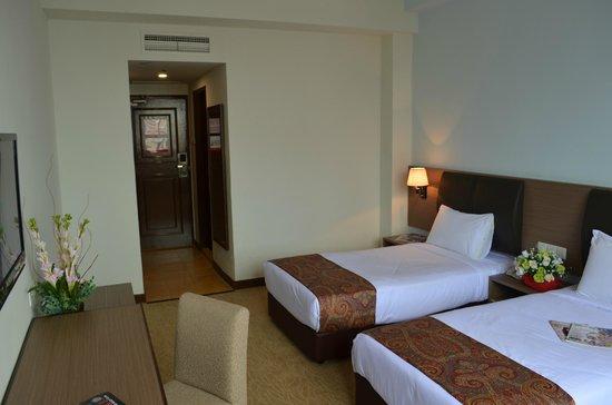 Hotel Sentral Melaka Superior Twin