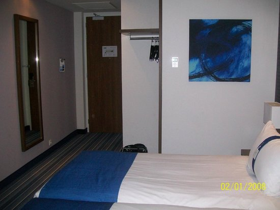 Holiday Inn Express Amsterdam - South: bedroom