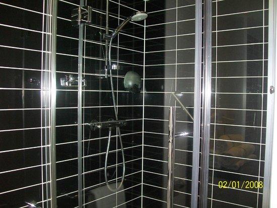 Holiday Inn Express Amsterdam - South : wonderful shower