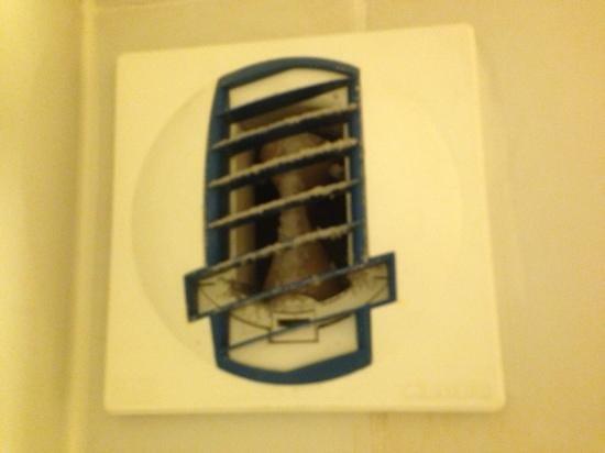 Hotel balladins Blois Nord: salle de bain