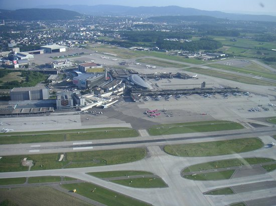 Helicopter Flight - Tours: Zürich Airport