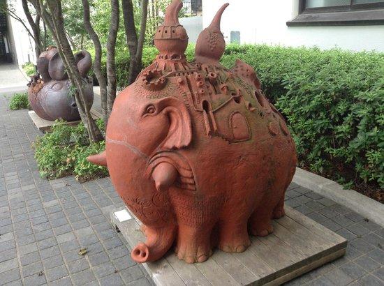 Kagurazaka: student art