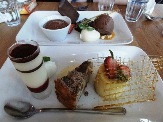 Hotel Carlton Mill: Strawberryfare #4 chocolate madness!