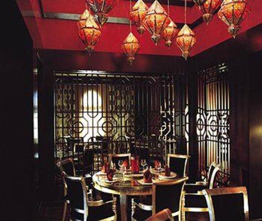 Sensasia Restaurant Miramar Hotel Fujairah Picture Of