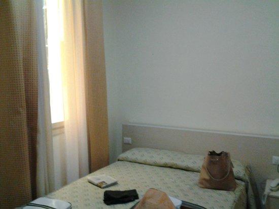 Hotel Spagna: letto