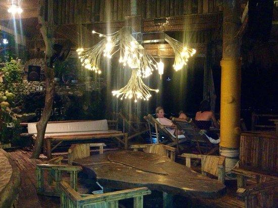 Spider House Resort: lobby