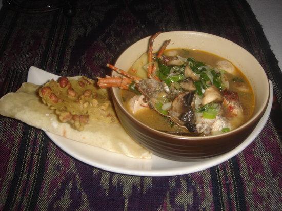 Bali Cardamon : Starter: Soup - delicious