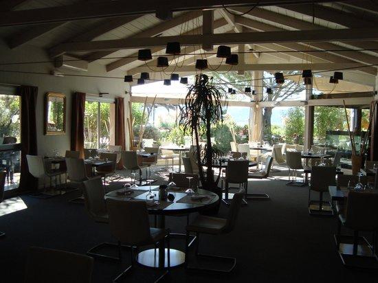 Le Marina Lounge: salle de restaurant