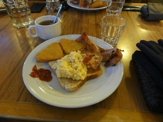 Bella Vista Motel Fox Glacier: Breakfast