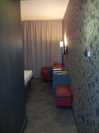 Klima Hotel Milano Fiere: Ingresso camera