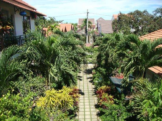 Botanic Garden Homestay : view