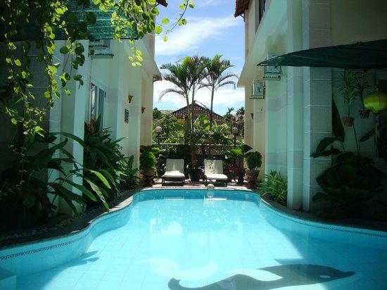 Botanic Garden Homestay : pool