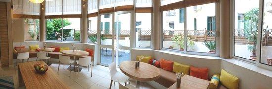 Citadines Cannes Carnot: Lounge Area