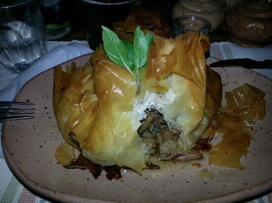 Grambousa: Grambousian Lamb with Honey