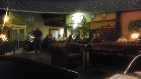 Hotel Dona Brigida: Recepción