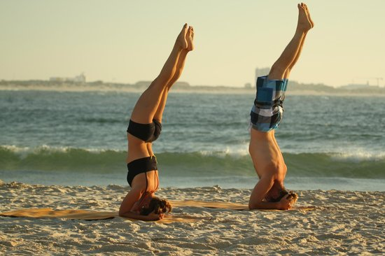 Maximum Surfcamp: Yoga Session