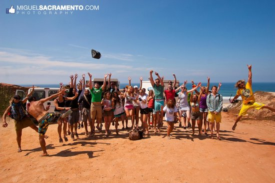 Maximum Surfcamp : Spot Guiding Tour