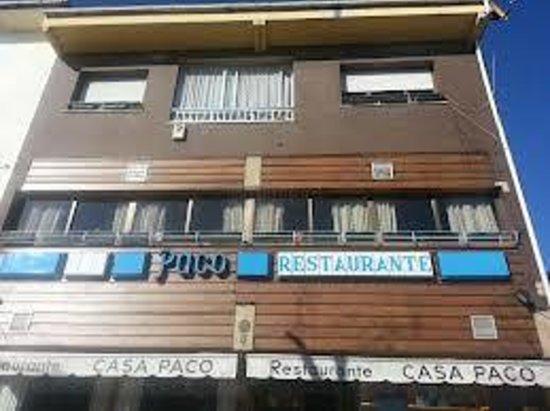 Restaurante Casa Paco: Fachada del Meson
