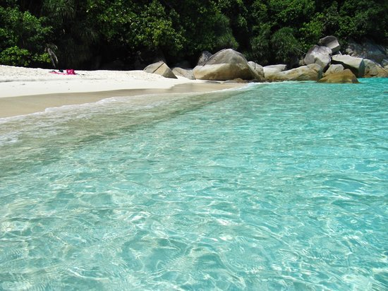 Perhentian Tuna Bay Island Resort: Turtle beach