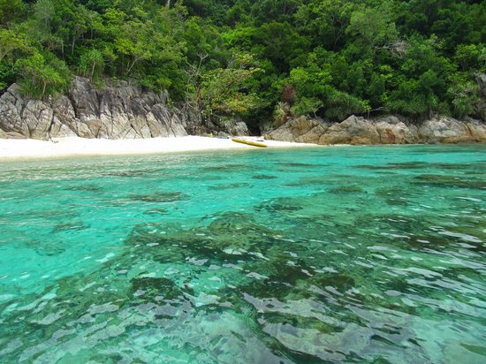 Perhentian Tuna Bay Island Resort: Romantic Beach