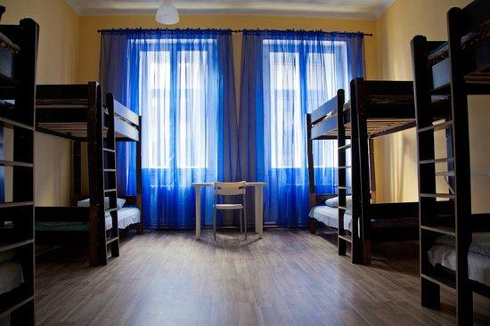 Sokolska Youth Hostel : Dormitory