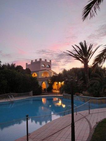 Hotel Luci Del Faro : pool
