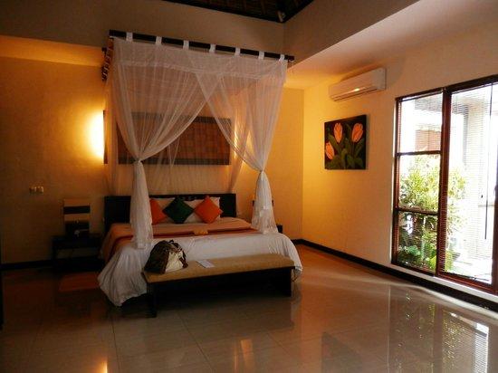 Ashoka Tree Resort Ubud: Bedroom