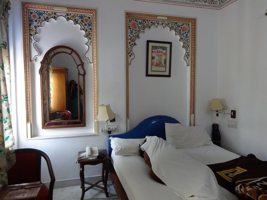 Hotel Krishna Niwas: Our room at Krishna Niwas Udaipur