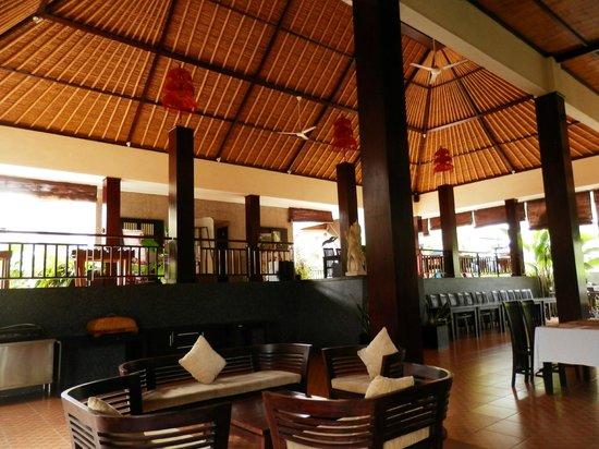 Ashoka Tree Resort Ubud : Dining area
