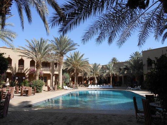 Riad Salam Erfoud: 唯一素敵なプール