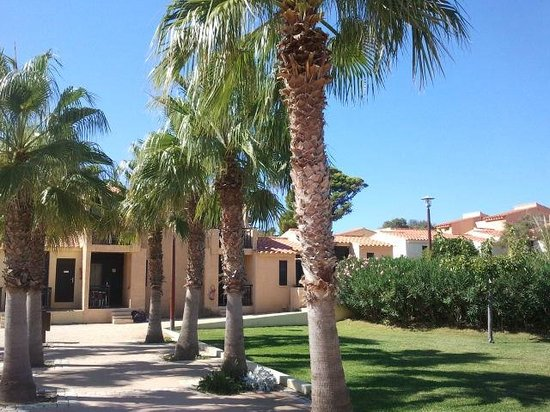 Club Med Sant'Ambroggio : Les chambres vue mer