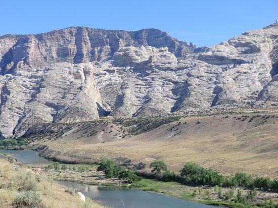 Dinosaur National Monument: Split Mountain, Dinosaur N.M.