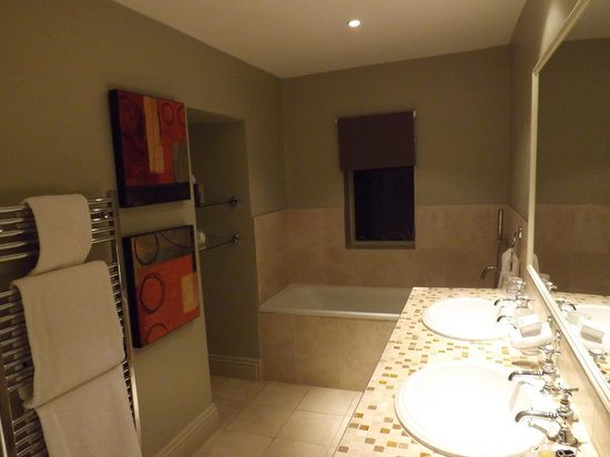 Bishopstrow House: Bathroom