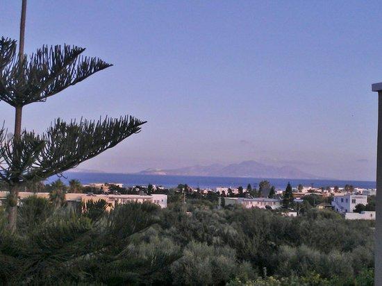 Vasilis Studios : La vista dal balcone!